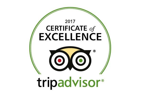 Krabi Villa - Trip Advisor Certificate of Excellence