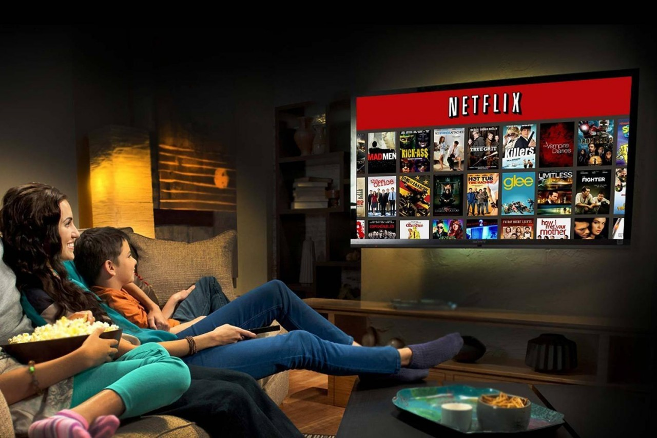 Netflix at Krabi Villa