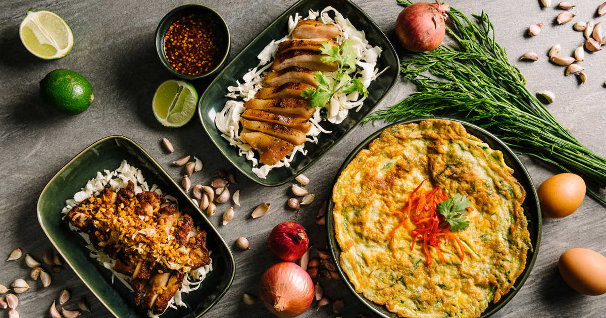 A Brief History of The Thai Cuisine