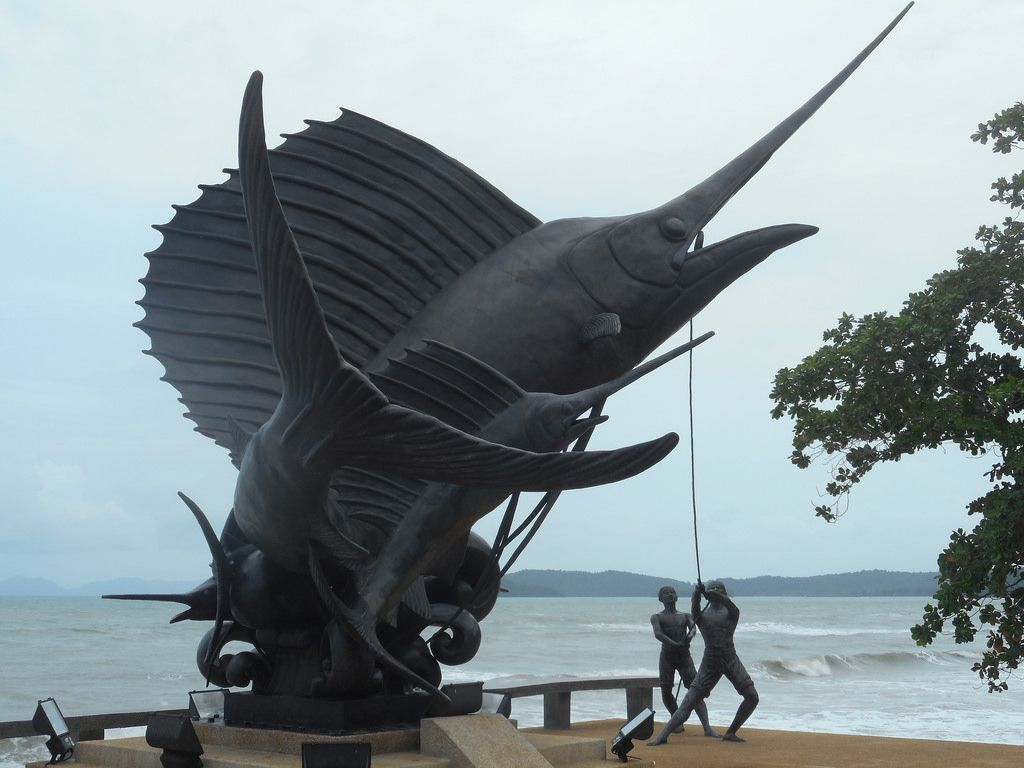 Fishing in Ao Nang & Krabi