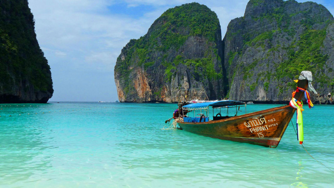 A Romantic Way to Spend a Day in Krabi