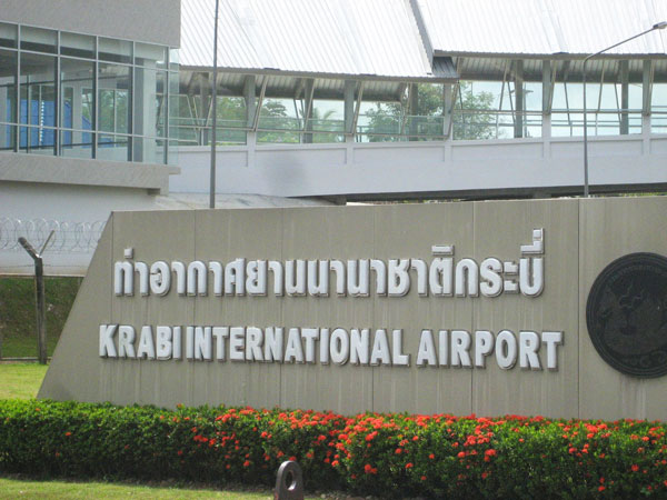 Funding allocated to expand Krabi airports