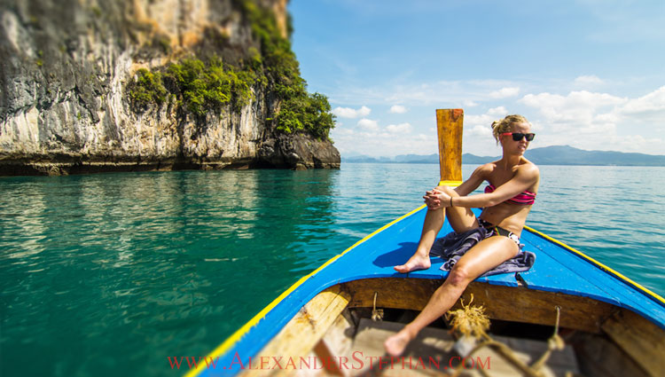 Krabi bucks the national trend of falling visitor numbers