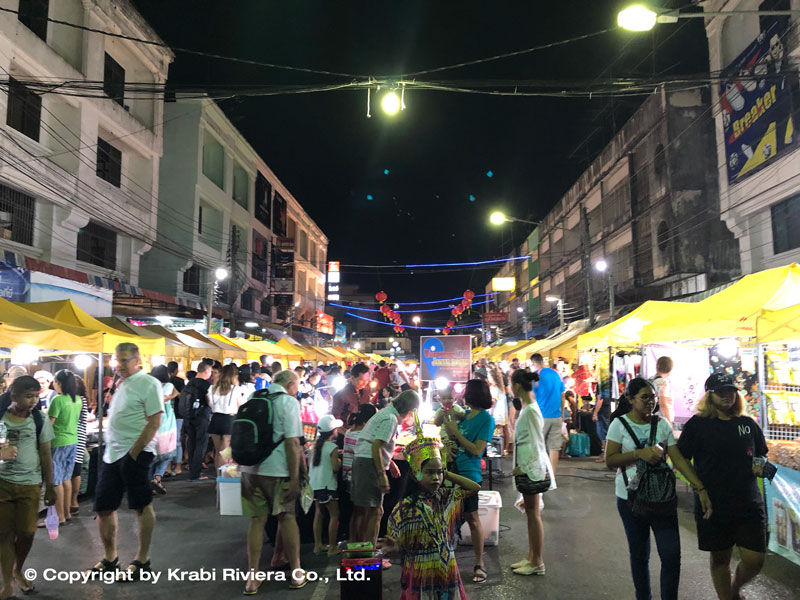 Food Markets in Krabi Town