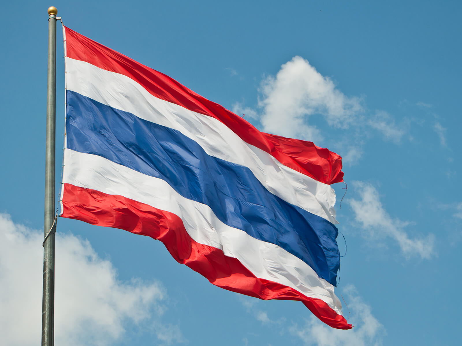 Cultural Insights – The History of Thai Flags