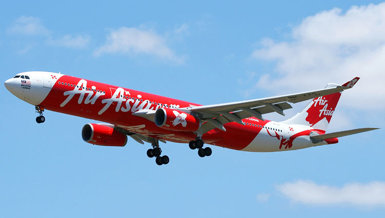 Air Asia Responds to Increasing Demand for Flights to Krabi