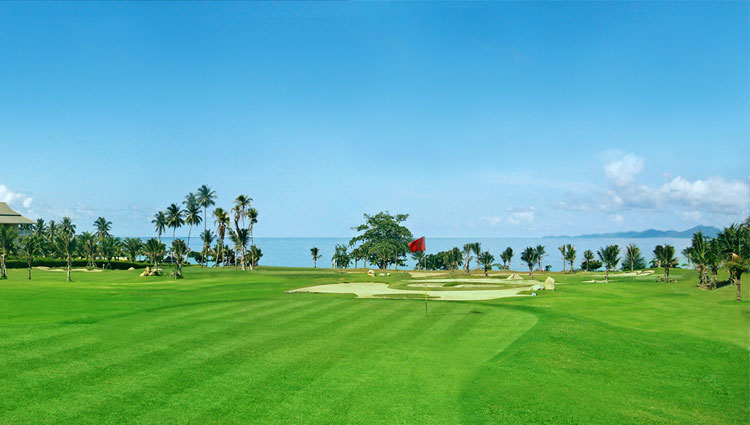 Thailand best golf destination