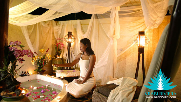 Spas and Massages in Krabi, Thailand