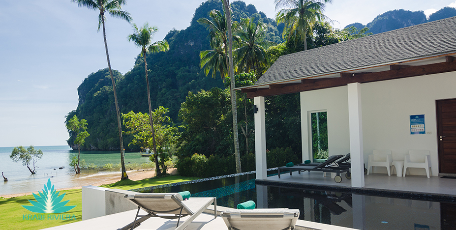 Krabi Beach House villa