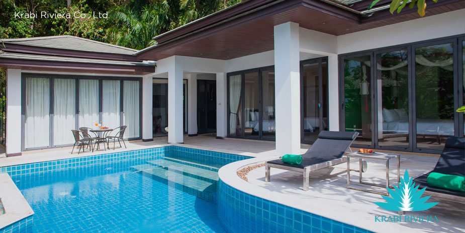 baan eng fah villa is located in the klong muang beach family friendly rh krabivillas com